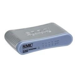 SMC - SMCGS5 - EZ Switch™ 10/100/1000 Standalone 5-port Unmanaged Desktop Switch Home