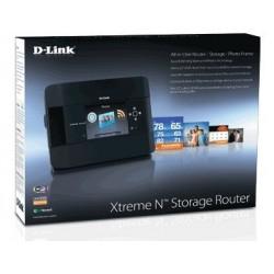 D-Link D-Link DIR-685 - Xtreme N™ Storage Router + 5 Gigabit Port + 2 USB 2.0
