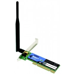 Linksys WMP54G Wireless-G PCI Adapter