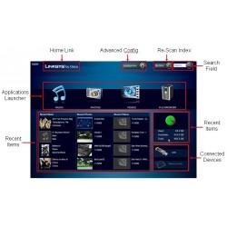 Linksys NMH405 - Media Hub with HDD 500GB, LCD, Card Reader + 2-Bay HDD SATA I/II (RAID 0/1)
