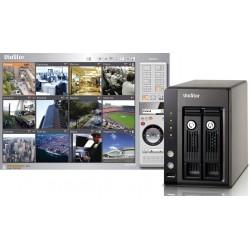 QNAP QNAP VioStor-2012 - NVR for IP Cameras, 2-BAY, 4TB SATA I/II, 12 Channel, 2 X 10/100/1000Mbps, 3 x USB2.0, 2 x eSATA