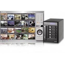 QNAP QNAP VioStor-5020 - NVR for IP Cameras, 5-BAY, 10TB SATA I/II, 20 Channel, 2 X 10/100/1000Mbps, 5 x USB2.0, 1 x eSATA