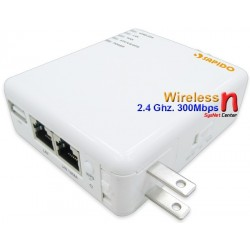 Sapido รุ่น RB-1132 3G Wireless Router Mobile มาตรฐาน 802.11n 300Mbps แบบภายในอาคาร