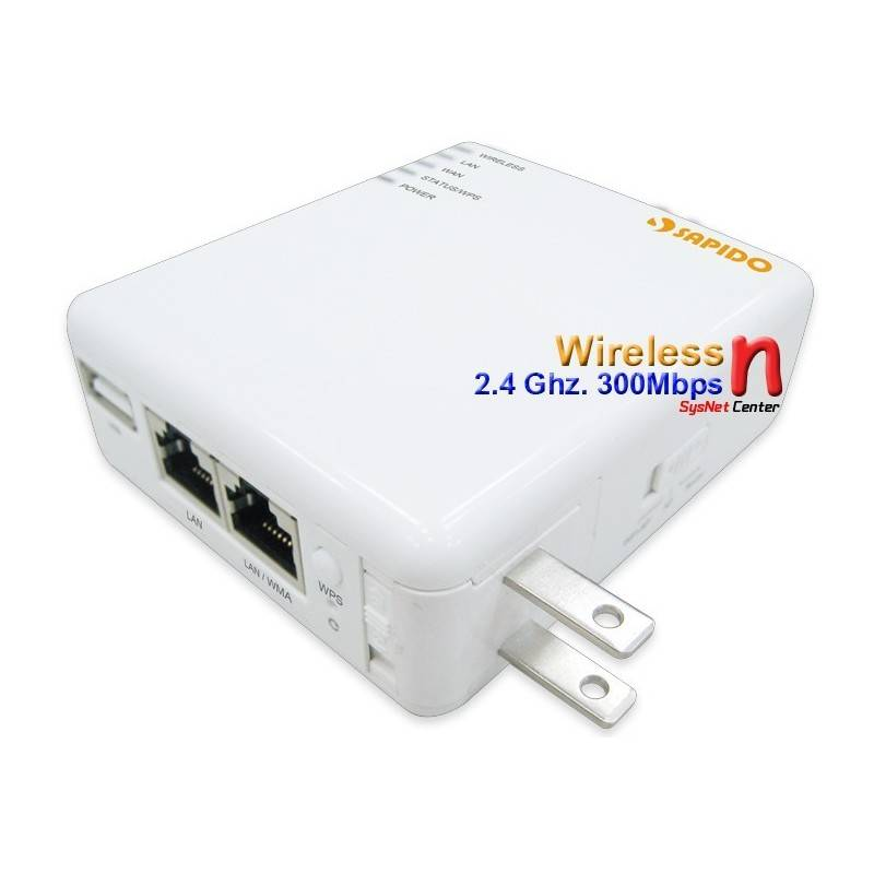 Sapido รุ่น RB-1132 3G Wireless Router Mobile มาตรฐาน 802.11n 300Mbps