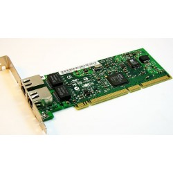 Intel PRO/ 1000 MT Dual Port Server Adapter/ Lan Card แบบ 2 Port ใน 1 Card แบบ PCI/PCI-Xความเร็ว 10/100/1000 Mbps