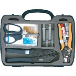 Link UF-2840 Fiber Optic Professional Tool Set ชุดเครื่องมือเข้าหัว Fiber Optic Cabling Tools and Testers