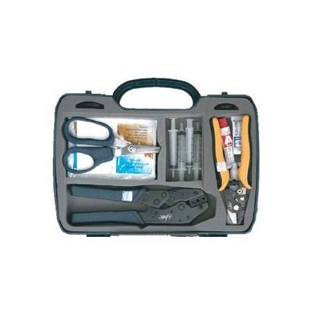 Link UF-2840 Fiber Optic Professional Tool Set ชุดเครื่องมือเข้าหัว Fiber Optic