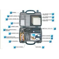 Link Link UF-2840 Fiber Optic Professional Tool Set ชุดเครื่องมือเข้าหัว Fiber Optic