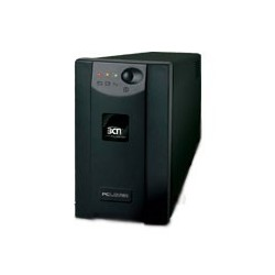 BCN PC Lover 850-UPS สำรองไฟ 850VA 400W, 3 Outlet, AVR, Surge และ Lighting Protect