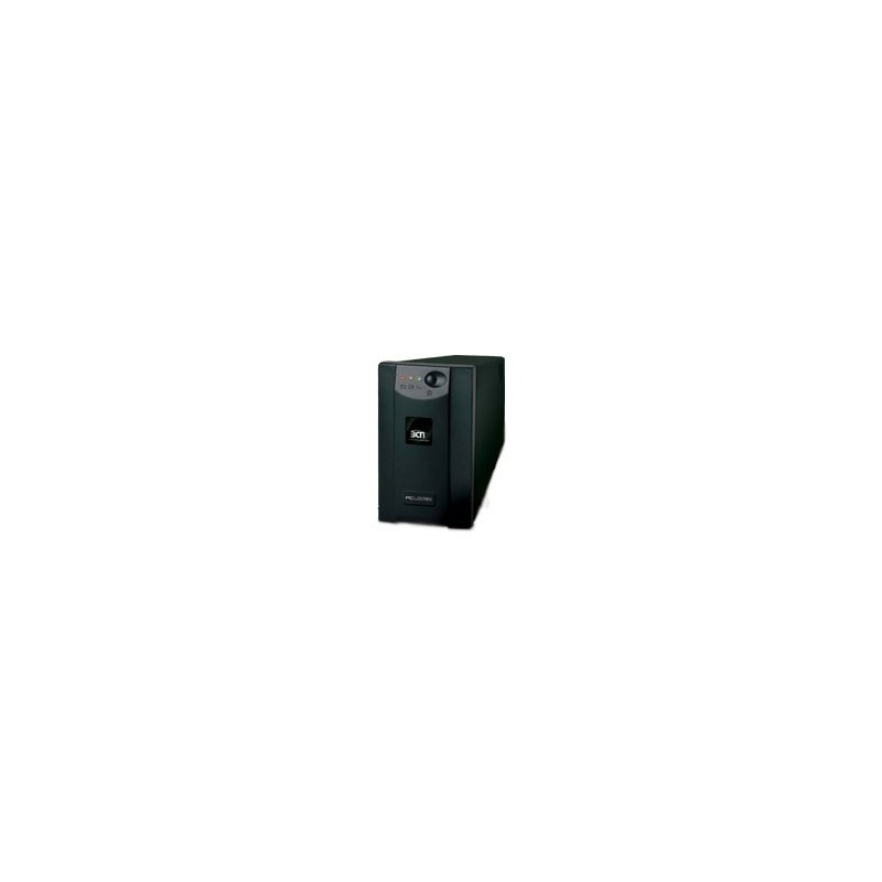 Home BCN PC Lover 1000-UPS สำรองไฟ 1000VA 710W, 3 Outlet, AVR, Surge และ Lighting Protect