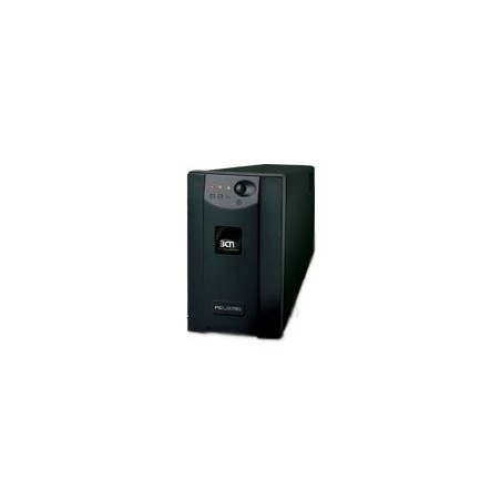 BCN PC Lover 1000-UPS สำรองไฟ 1000VA 710W, 3 Outlet, AVR, Surge และ Lighting Protect