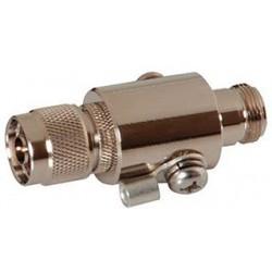 Surge Protector/Lightning Arrester - อุปกรณ์ป้องกันฟ้าผ่านำเข้าจากใต้หวัน ป้องกันฟ้าผ่า Surge/Lightning Protector
