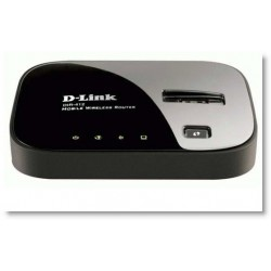 D-Link 3G/4G Wireless Router D-Link DIR-412 - 3G, EV-DO/CDMA Wireless Router