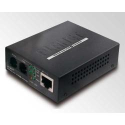 Planet Planet VC-201A Ethernet over VDSL2 Converter แปลงสัญญาณจากสาย UTP 10/100Base-TX เป็น VDSL2 ระยะ 0.2-1.6 km.