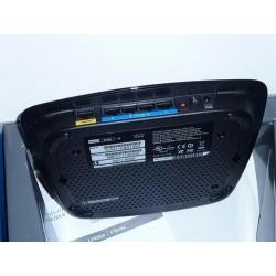Linksys E1000 Wireless Router ความเร็ว 300Mbps ย่าน 2.4 Ghz พร้อม Hotspot Authen