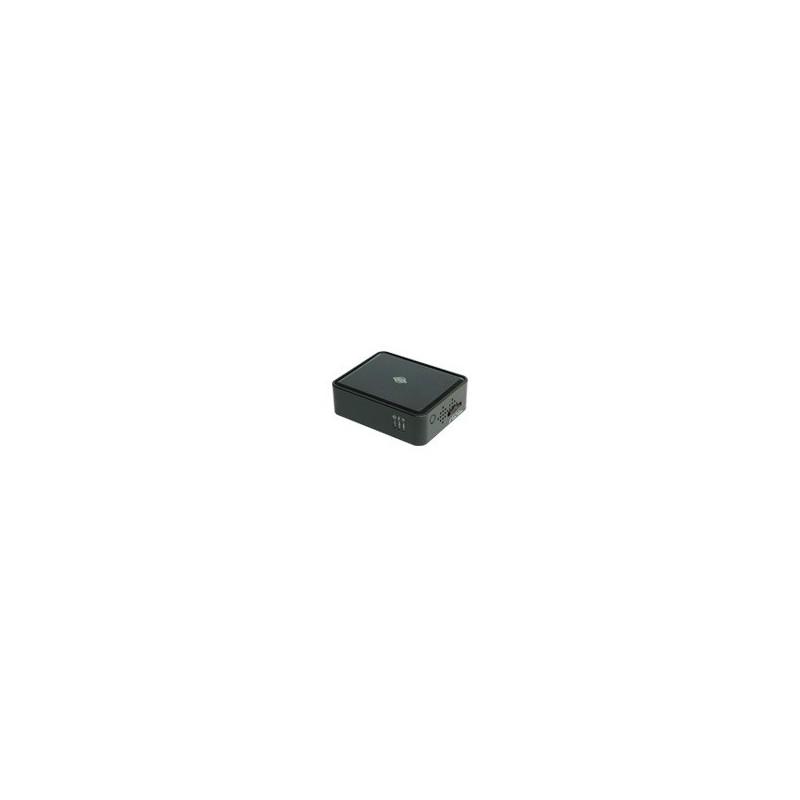 PCI MZK-MF150B (ดำ) Wireless-n 54Mbps (802.11n) Multi-Function Mini Router (1T1R)