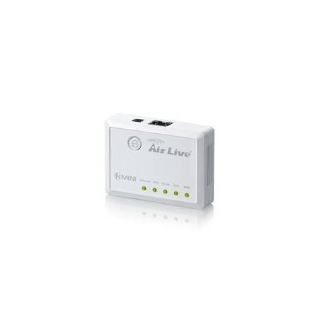 AirLive N.MINI - 300Mbps Wireless-N Mini รองรับ Mode Router, Access Point และ Client