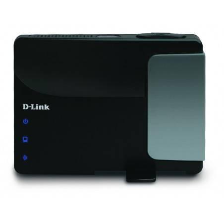 D-Link DAP-1350 3-in-1 Wireless-N Pocket รองรับ Mode Router, Access Poing และ Client