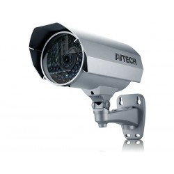 AVTECH AVN362 กล้อง IP Camera แบบสาย ภายนอกอาคาร รองรับโหมดกลางวันและกลางคืน (Day & Night) Digital Zoom แบบใช้สาย (Lan)
