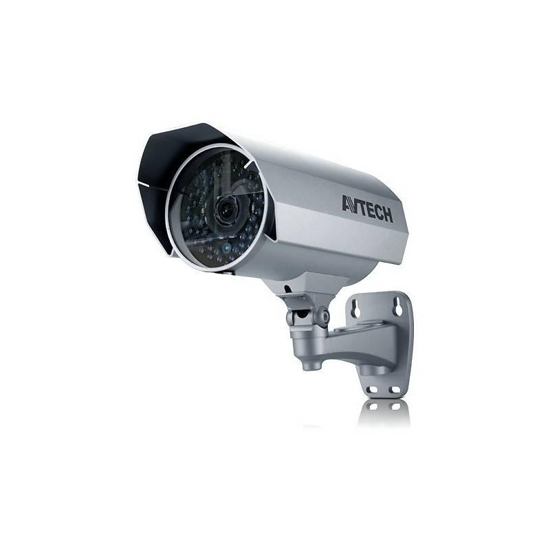AVTECH AVN362 กล้อง IP Camera แบบสาย ภายนอกอาคาร รองรับโหมดกลางวันและกลางคืน (Day & Night) Digital Zoom