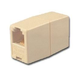 IN-LINE Coupler อุปกรณ์เชื่อมต่อสายสัญญาณ UTP แบบ CAT5E (Low Profile) Connector หัวต่อ LAN