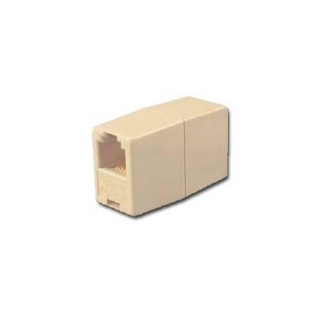 IN-LINE Coupler อุปกรณ์เชื่อมต่อสายสัญญาณ UTP แบบ CAT5E (Low Profile)