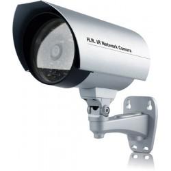 AVTECH AVN252 กล้อง IP Camera แบบสาย ติดตั้งภายนอกอาคาร รองรับโหมดกลางวันและกลางคืน (Day & Night) แบบใช้สาย (Lan)