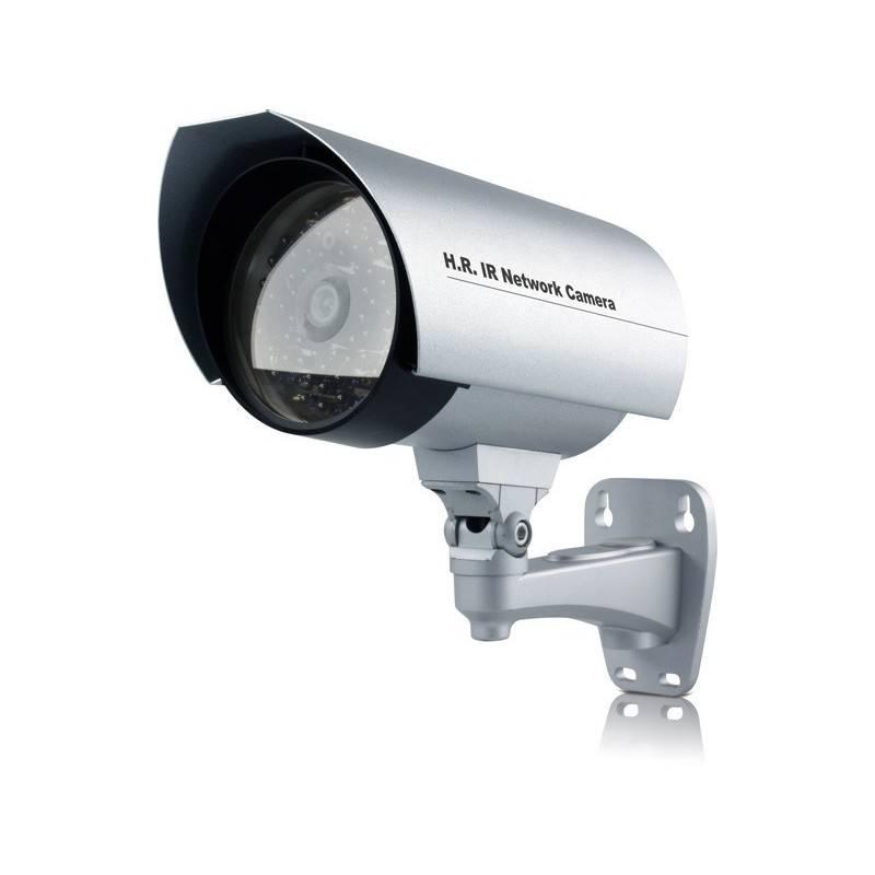 แบบใช้สาย (Lan) AVTECH AVN252 กล้อง IP Camera แบบสาย ติดตั้งภายนอกอาคาร รองรับโหมดกลางวันและกลางคืน (Day & Night)
