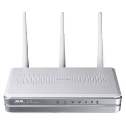 Asus RTN16 Wireless Router ความเร็ว 300Mbps 4 Port Gigabit พร้อม USB 2.0 รองรับ Thirdparty Firmware
