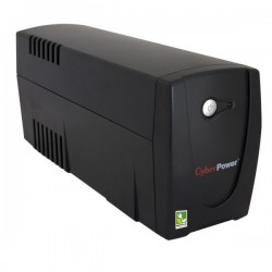 เครื่องสำรองไฟ UPS CyberPower Value 600E-GP ขนาด 600VA 360Watt