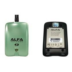 ALFA Network ALFA AWUS036NH ตัวรับ Wireless แบบ USB กำลังส่งสูง High Power 2000mW ความเร็ว 150Mbps