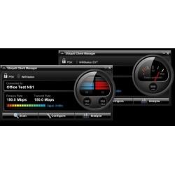 Ubiquiti Ubiquiti WiFi Station Ext ความเร็ว150Mbps กำลังส่ง 1000mW ย่านความถี่ 2.4GHz พร้อมเสารอบทิศทาง 6dBi
