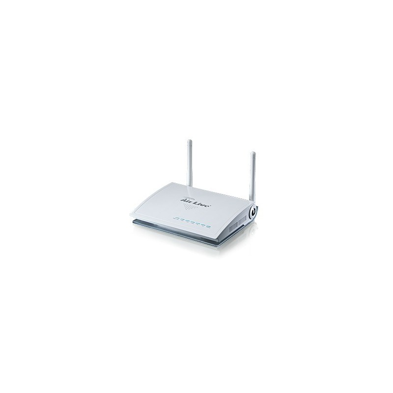 AirLive G.DUO - 54Mbps Dual Radio Access Point, Hi-Power 400mW