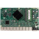 Mikrotik RouterBoard RB-1200 PowerPC PPC460GT Ram 512MB, RouterOS License Level 6 พร้อม Case