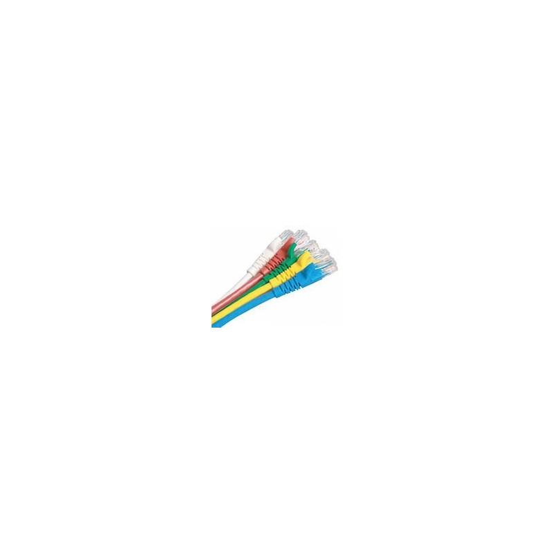 Link US-5003 สายแลน Patch Cord Cat5E เข้าหัวสำเร็จ ยาว 1เมตร รองรับ 10/100/1000Mbps สาย LAN สำเร็จรูป Patch Cord