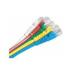 Link US-5020 สายแลน Patch Cord Cat5E เข้าหัวสำเร็จ ยาว 10 เมตร รองรับ 10/100/1000Mbps สาย LAN สำเร็จรูป Patch Cord