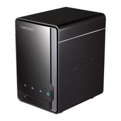 D-Link DNS-320 2-Bay NAS Enclosure, BitTorrent, WebServer พร้อม Port Gigabit