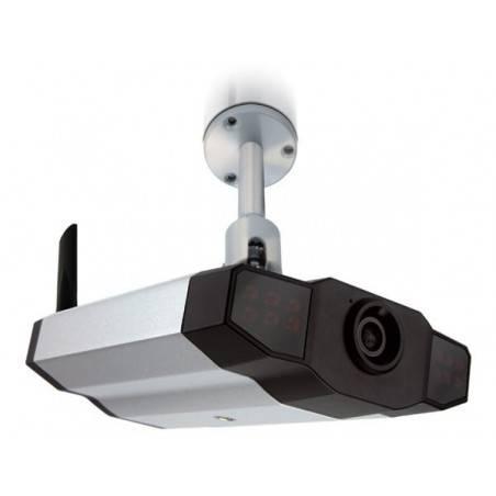 AVTECH AVN212 กล้อง IP Camera แบบใช้สาย ภายในอาคาร รองรับโหมดกลางวันและกลางคืน (Day & Night) รองรับ Wireless USB