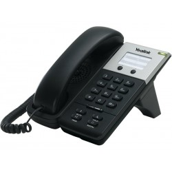 Yealink SIP-T18(P) อุปกรณ์โทรศัพท์แบบ IP (IP-Phone) ราคาประหยัด รองรับ 1 คู่สาย 1 Port Ethernet 10/100 Mbps รองรับ POE