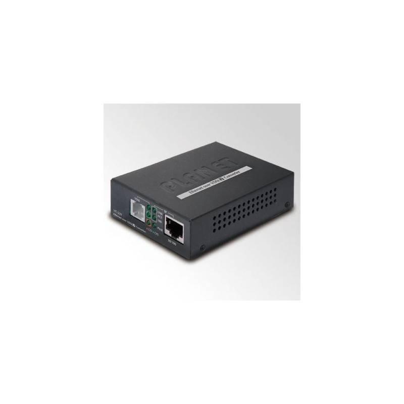 Planet Planet VC-231 Ethernet over VDSL2 Converter แปลงสัญญาณจากสาย UTP 10/100Base-TX เป็น VDSL2 ระยะ 0.2-1.6km.