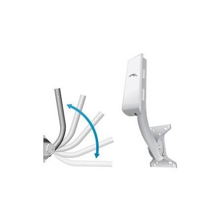 Ubiquiti Universal Arm Bracket (UB-AM) ขายึดอุปกรณ์ Ubiquiti รุ่น Nanostation, Pico ติดกับผนัง ปรับองศาในแนวตั้งได้