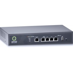 QNO QVF7303 VPN LoadBalance Router รวม Internet 4 เส้น VPN 100Tunnels รองรับ 30000Sessions LoadBalance/ VPN Router (รวมคู่สาย...
