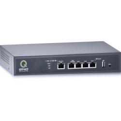 QNO QVF7303 VPN LoadBalance Router รวม Internet 4 เส้น VPN 100Tunnels รองรับ 30000Sessions