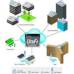 Ubiquiti Ubiquiti UniFi Long Range UAP-LR Access Point 2.4GHz 300Mbps พร้อม POE