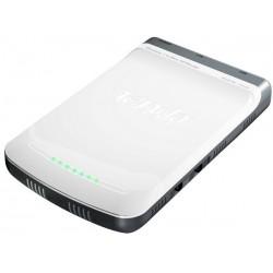 Tenda Wireless N Router Tenda W300M Wireless AP/Router ความเร็ว 300Mbps รองรับ Mode Repeater เพื่อเชื่อมต่อ Dreambox