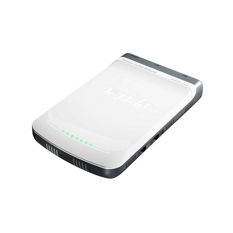 Tenda Tenda W300M Wireless AP/Router ความเร็ว 300Mbps รองรับ Mode Repeater เพื่อเชื่อมต่อ Dreambox