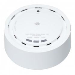 Wireless AccessPoint (กระจายสัญญาณ Wireless) Planex EQN-AP300E Wireless Access Point ความเร็ว 300Mbps ความถี่ 2.4GHz กำลังส่ง...