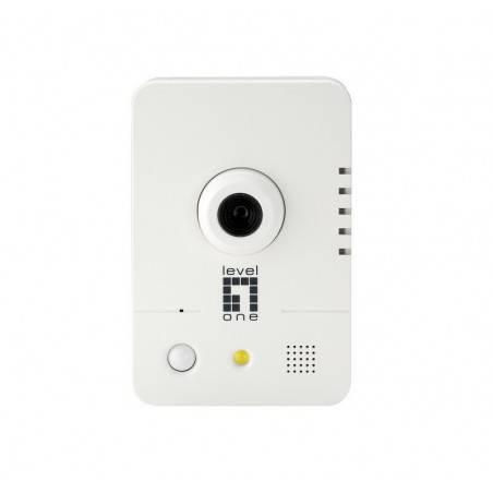 Level One FCS-0030 กล้อง IP Camera แบบใช้สาย ความละเอียด 1280x800 Sensor CMOS