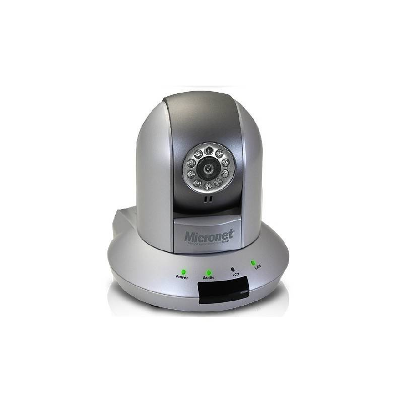 MicroNet แบบใช้สาย (Lan) Micronet SP5532SP กล้อง IP Camera Pan/Tilt แบบใช้สาย ความละเอียด 1.3 Megapixel Sensor CMOS Day/Night...