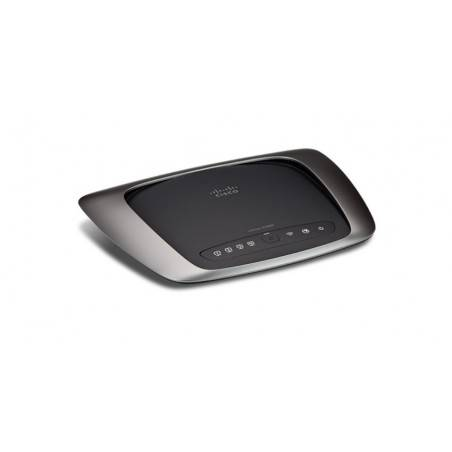 Linksys X3000 ADSL2+ Gateway Wireless Router 2.4Ghz 300Mbps พร้อม รองรับ USB Storage